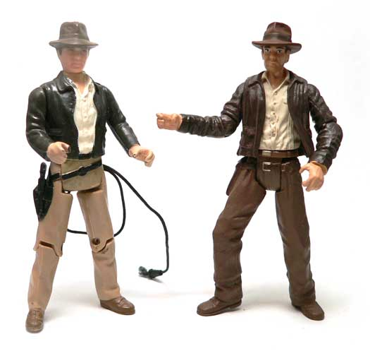 Indiana Jones®, Raiders of the Lost Ark®, Fertility Idol, Temple Trap,  Action Figure Review