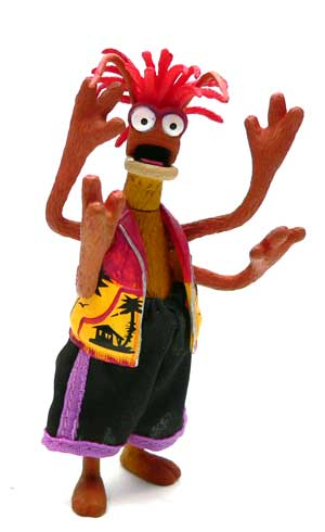 Pepe, King Prawn, Muppets®, Muppet Show®, Palisades®, Action Figure Review