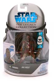 Ak-Rev, Return of the Jedi, Star Wars®, Star Wars Action Figures®, Jabba's Palace, Action Figure Review