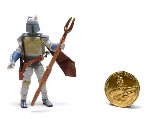 Star Wars®, Star Wars Action Figures®,Boba Fett, Animated Debut, Holiday Special,  Action Figure Review