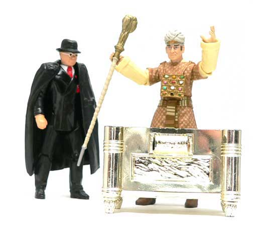 Belloq, Indiana Jones®, Raiders of the Lost Ark®, Hasbro, Action Figure Review