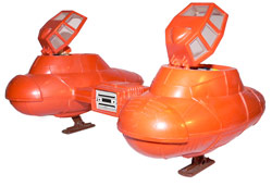 Vintage Star Wars Twin Pod Cloud Car, Action Figures, Review
