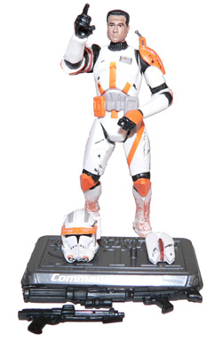 Star Wars®, Star Wars Action Figures®, Clone Trooper, Commander Cody®, Action Figure Review