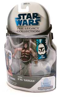 Yarna D'al Gargan, Return of the Jedi, Star Wars®, Star Wars Action Figures®, Jabba's Palace, Action Figure Review