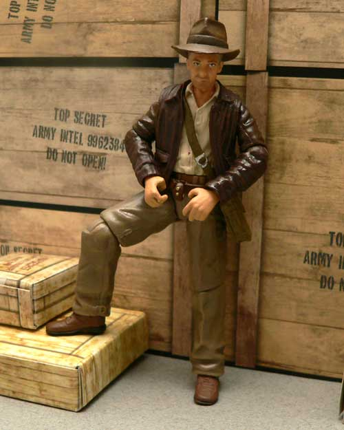 Indiana Jones®, Raiders of the Lost Ark®, Kingdom of the Crystal Skull, Hasbro, Action Figure Review