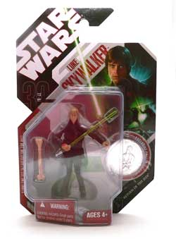 Star Wars®, Star Wars Action Figures®, Luke Skywalker®, Jedi Knight, Jabba Palace, Action Figure Review, Hasbro