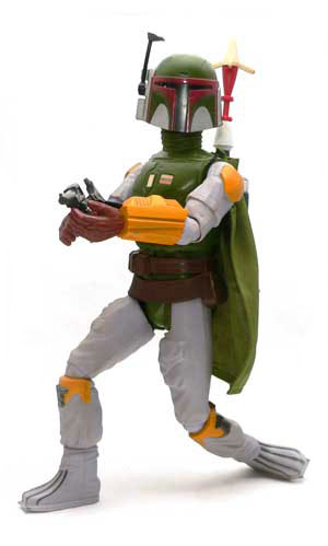Kenner's Large Size Action Figure of Boba Fett