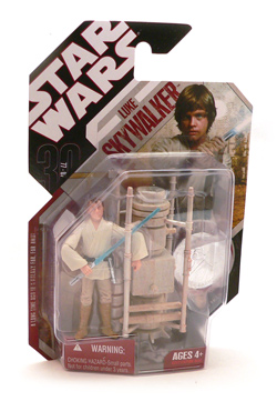 Star Wars®, Star Wars Action Figures®, Luke Skywalker,vaporator, Action Figure Review