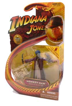 Monkey Man, Indiana Jones®, Raiders of the Lost Ark®, Hasbro, Action Figure Review