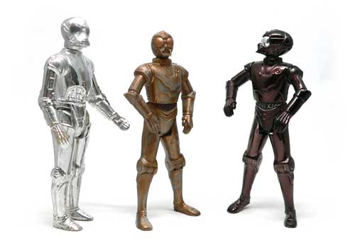 Star Wars®, Star Wars Action Figures®, RA-7®, droid,  Action Figure Review