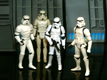 Star Wars®, Star Wars Action Figures®, Stormtrooper®,  Action Figure Review