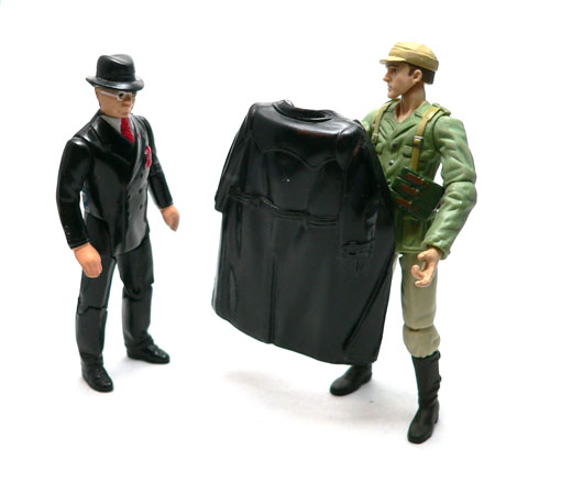 Toht, Kenner, Indiana Jones®, Raiders of the Lost Ark®, Hasbro, Action Figure Review