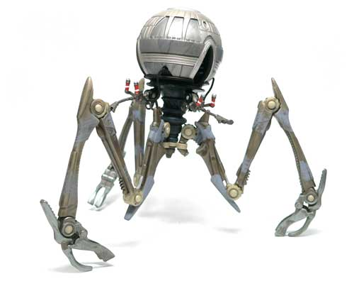 Star Wars®, Star Wars Action Figures®,Tri Droid, Octuptarra Droid,Hasbro, Action Figure Review