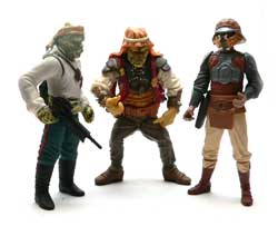 Star Wars®, Star Wars Action Figures®, Umpass Stay®, Action Figure Review