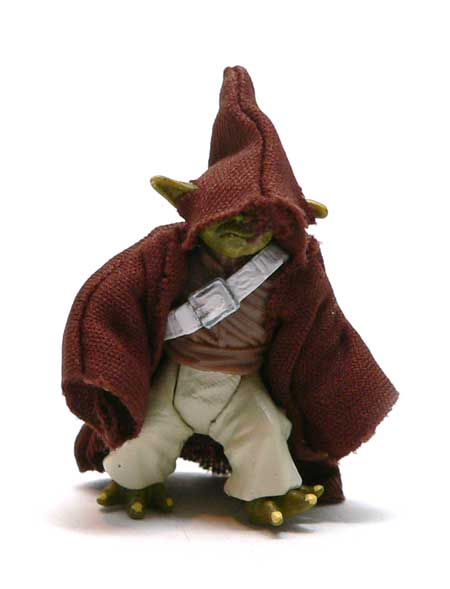 Star Wars®, Star Wars Action Figures®,Yoda, Kybuck,  Action Figure Review