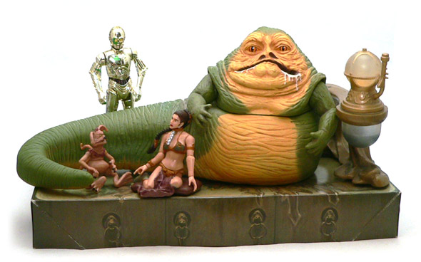 Browse > Home / Star Wars, Toy Reviews / Princess Leia (Jabba's Prisoner)