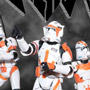 Episode 2 Clone Trooper Desktop Wallpaper