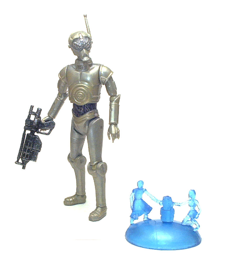 Star Wars Droids Toys : A spy droid clone wars star action figure review