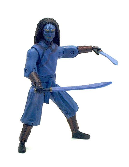 Blue SpiritBlue Spirit Swords