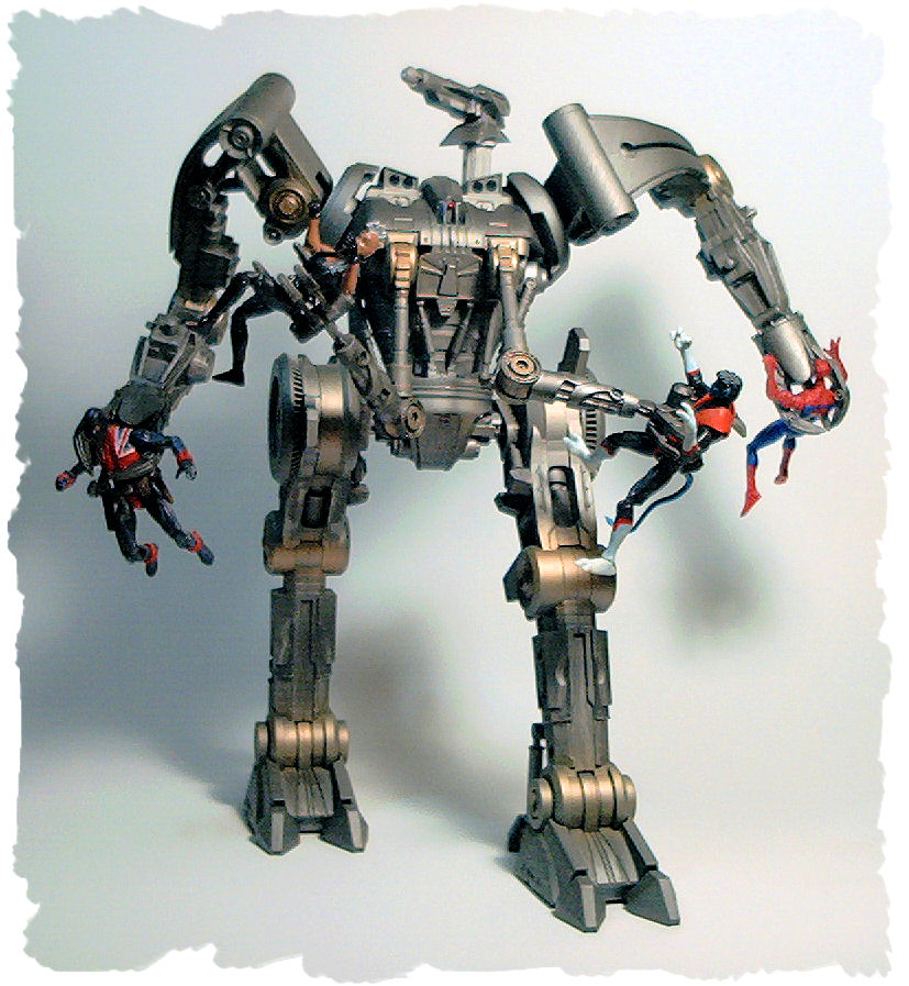 Harvester (Terminator: Salvation) Action Figure Review ...