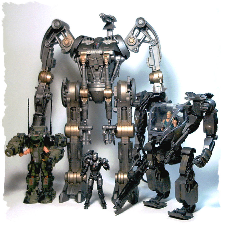Terminator Salvation Harvester | www.pixshark.com - Images ...