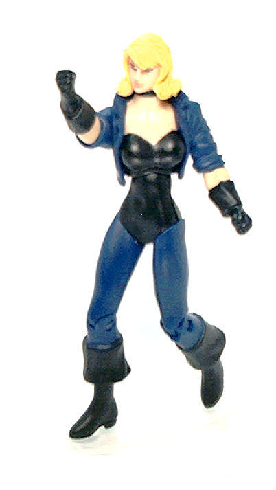 Video, fantastic black canary toys geil!!!