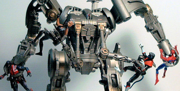 Terminator Harvester Toy | www.pixshark.com - Images ...