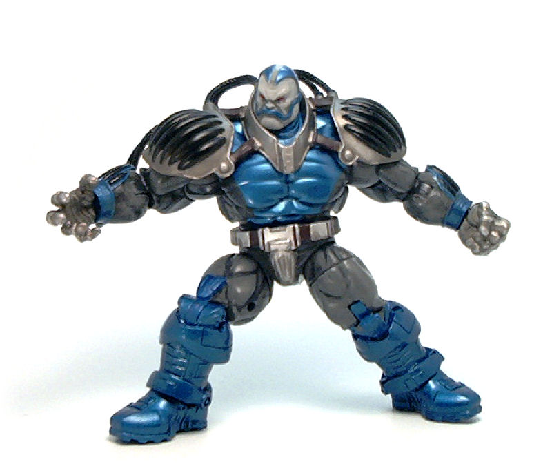 Apocalypse Marvel Universe Action Figure Review   TV and ...
