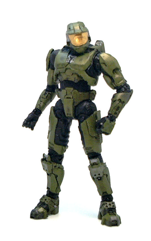 Master chief halo 2