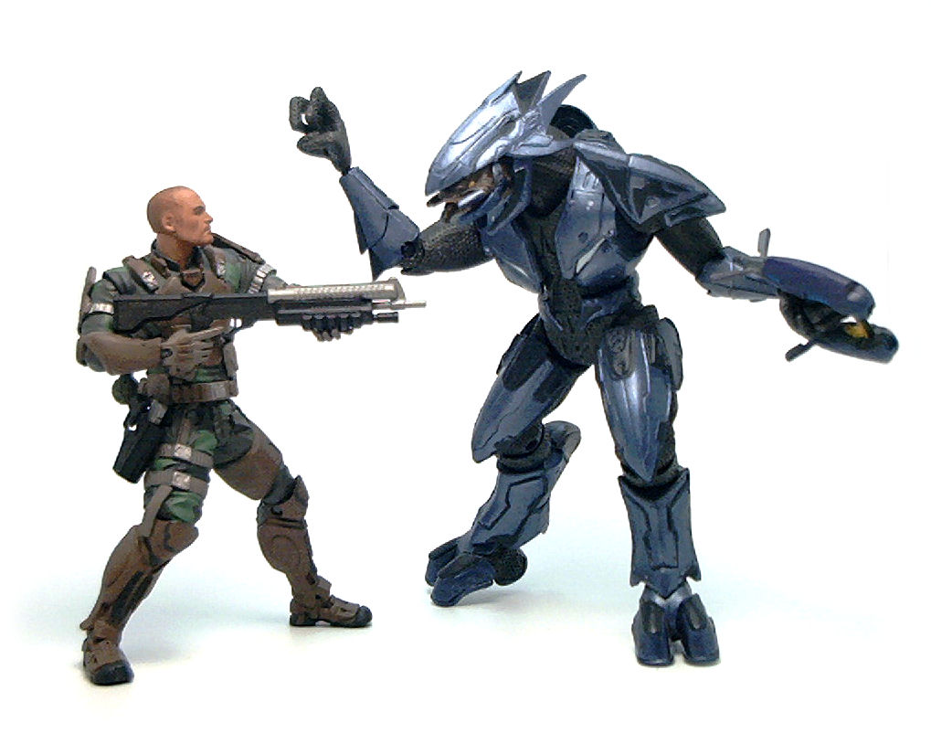 Halo Toys Videos 76