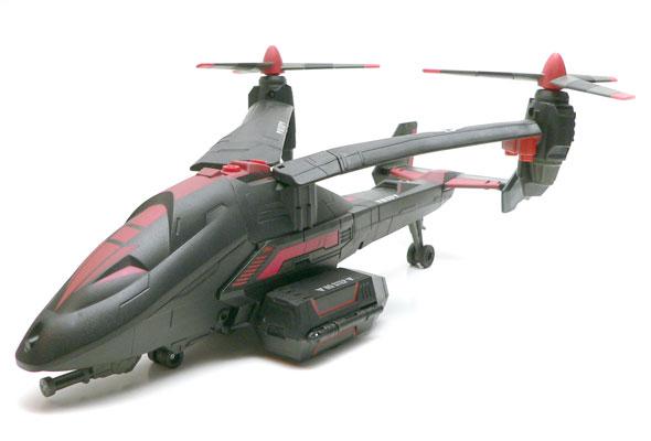 Cobra Black Dragon The Black Dragon Pilot