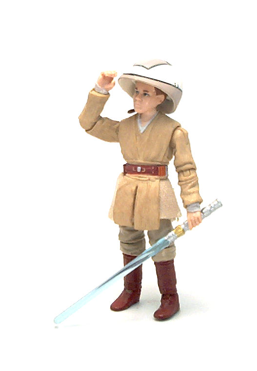 Anakin Skywalker Toys : Anakin skywalker star wars action figure review tv and