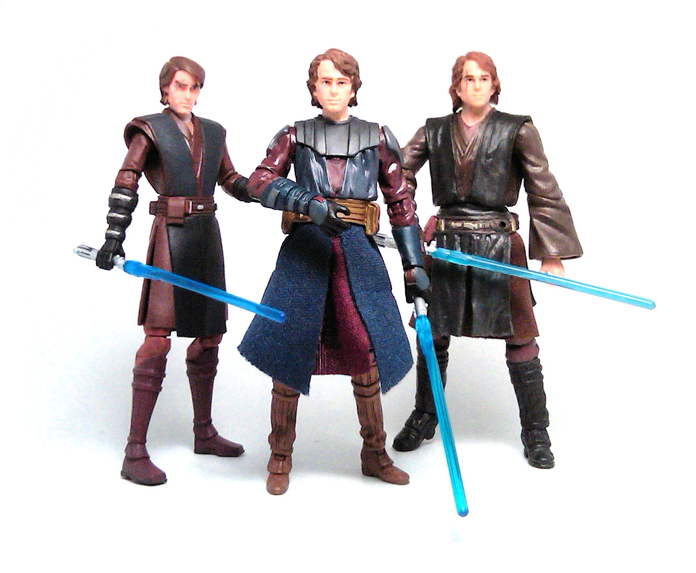 Anakin Skywalker Toys : Anakin skywalker vintage star wars action figure review
