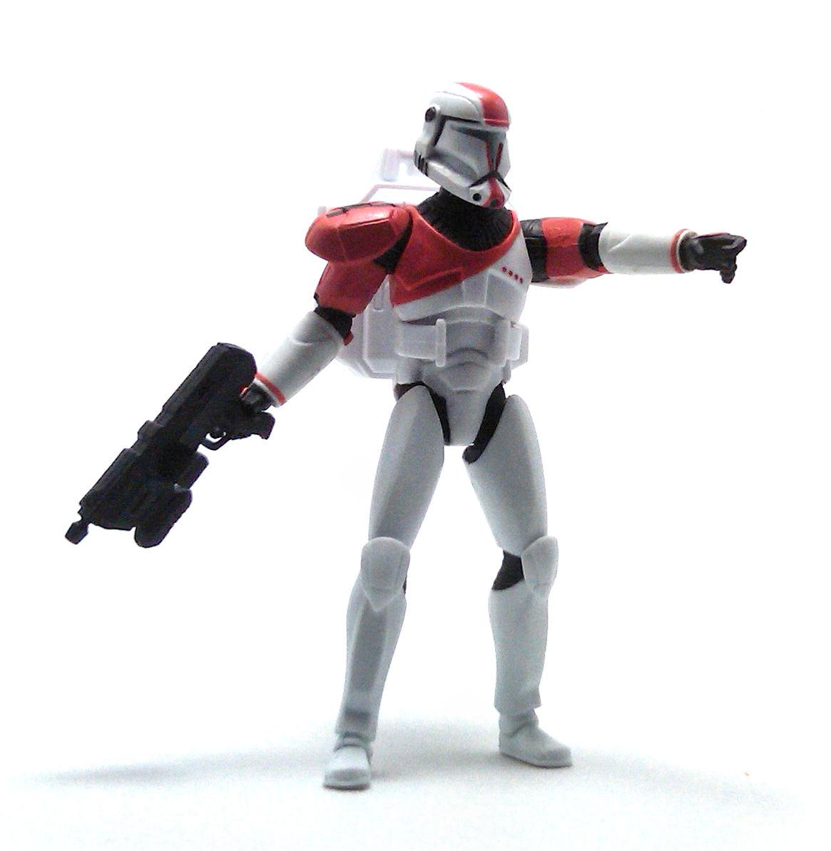 Clone Commando Toys 119