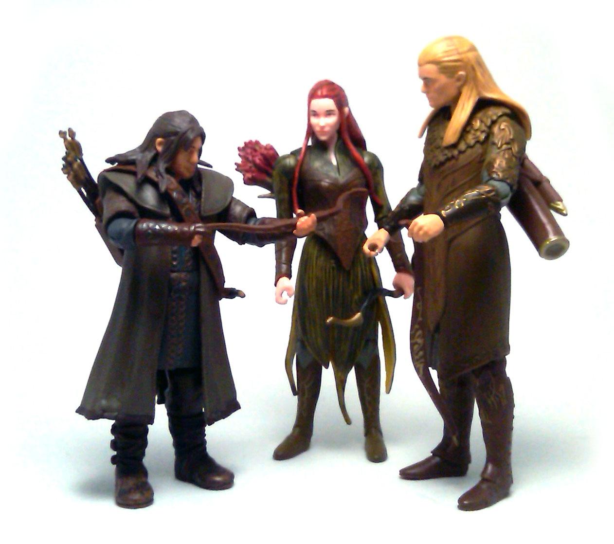 Legolas y Tauriel (5)