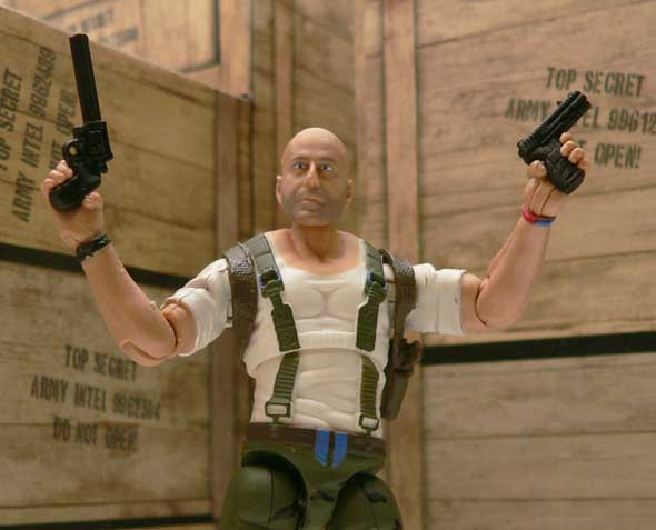 Joe Colton, GI Joe Retaliation, Bruce Willis