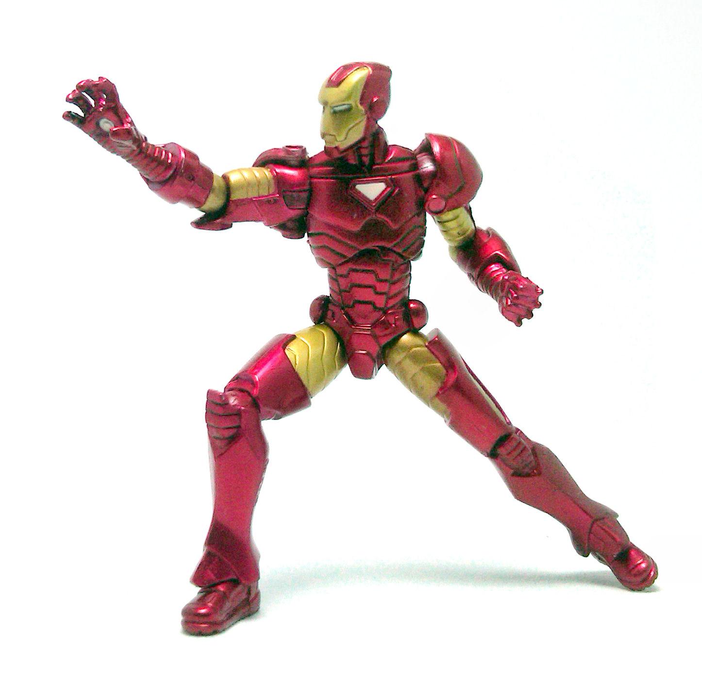 MU Iron Man