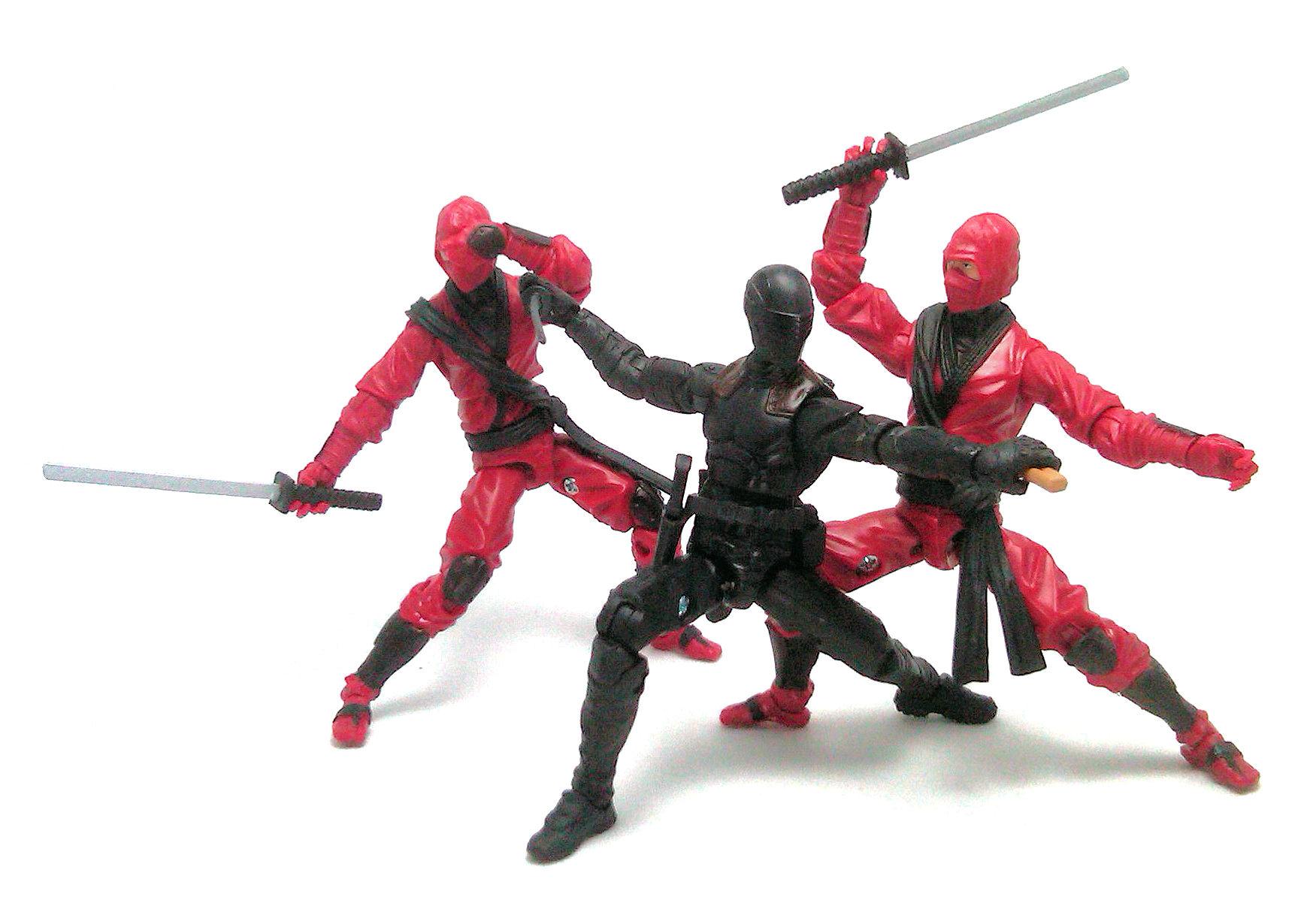 Ninja Duel Snake Eyes (15)