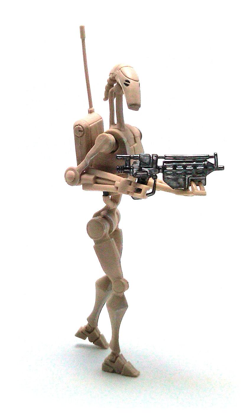 CW Battledroid