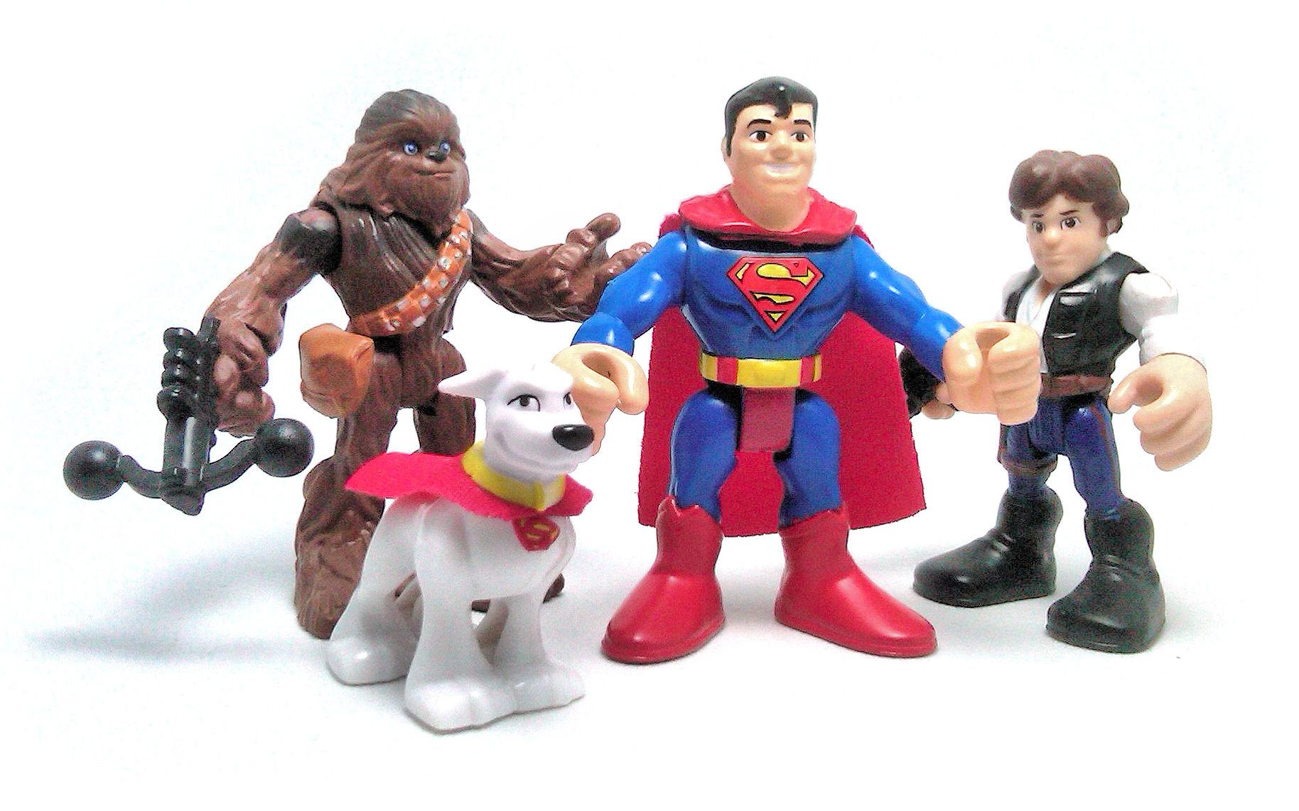 Superman Imaginext (10)