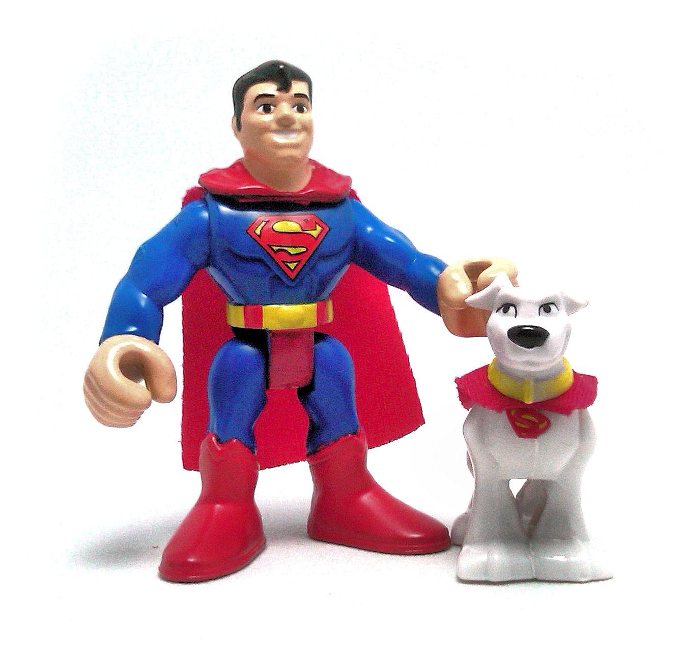 Superman Imaginext (5)