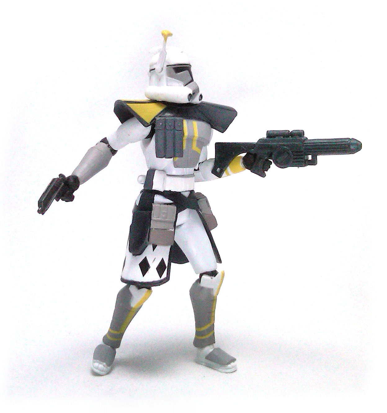 Star Wars The Clone Wars Toys : Arc commander blitz star wars clone action figure