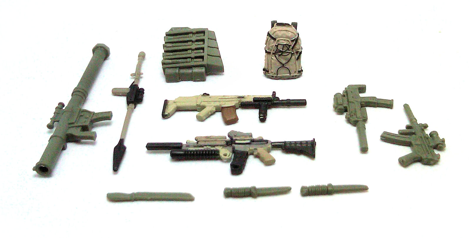 Lady  Jaye weapons