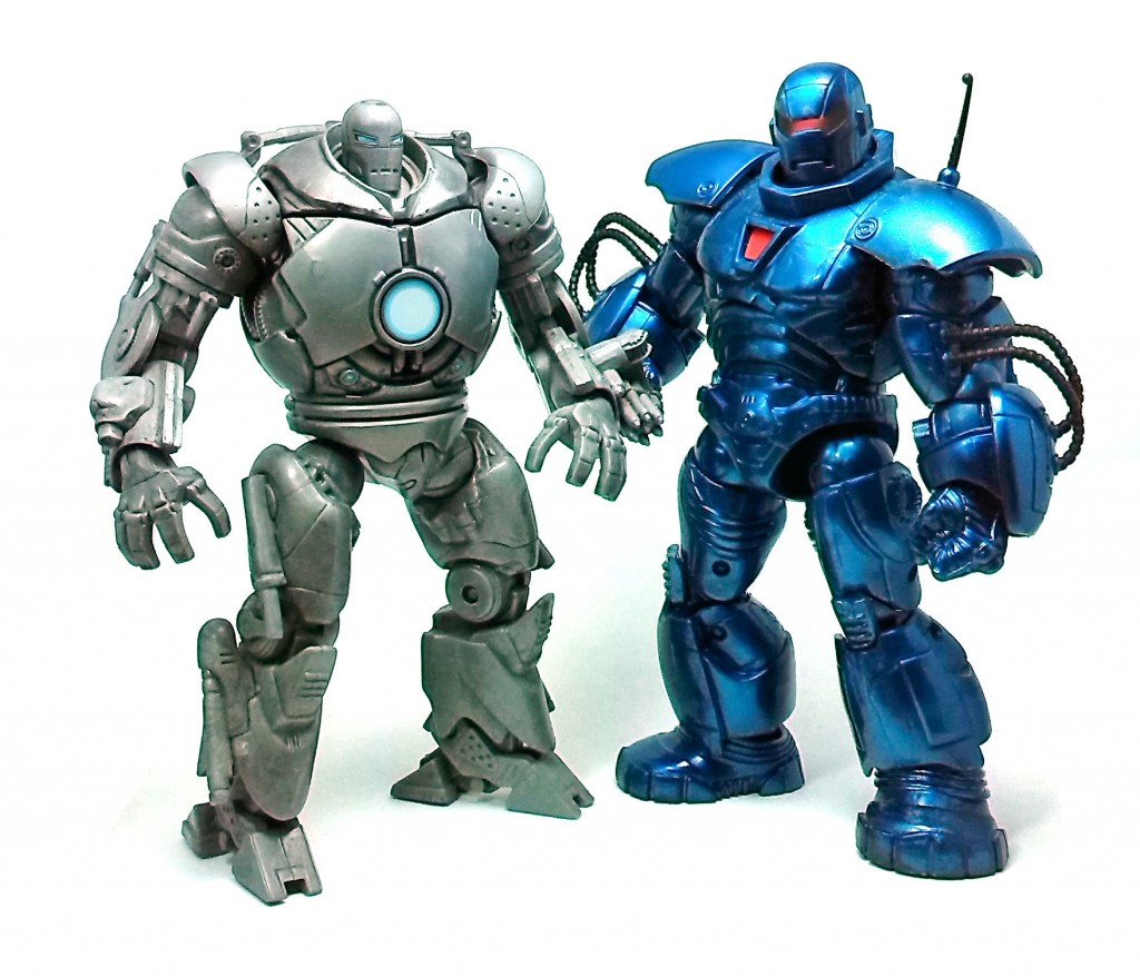 Iron Monger (Build A Figure) Action Figure Review | TV and Film Toys