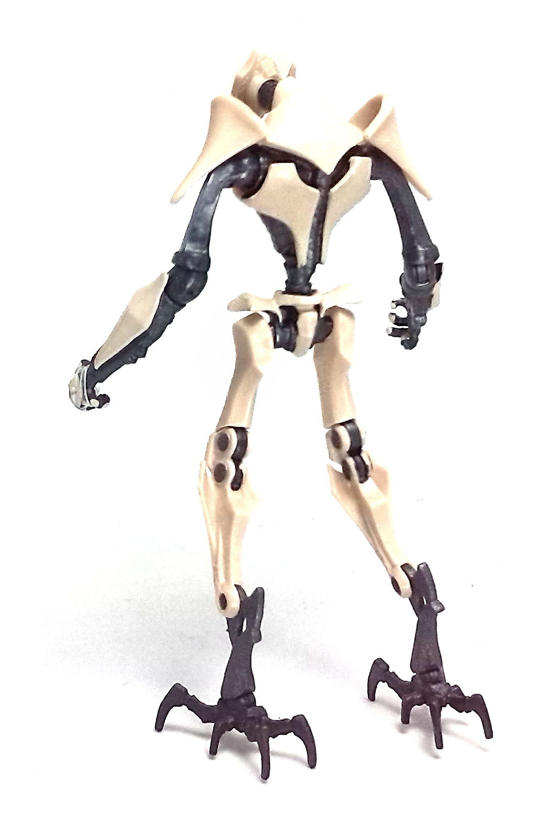 Star Wars General Grievous Toys : General greievous star wars the clone action figure