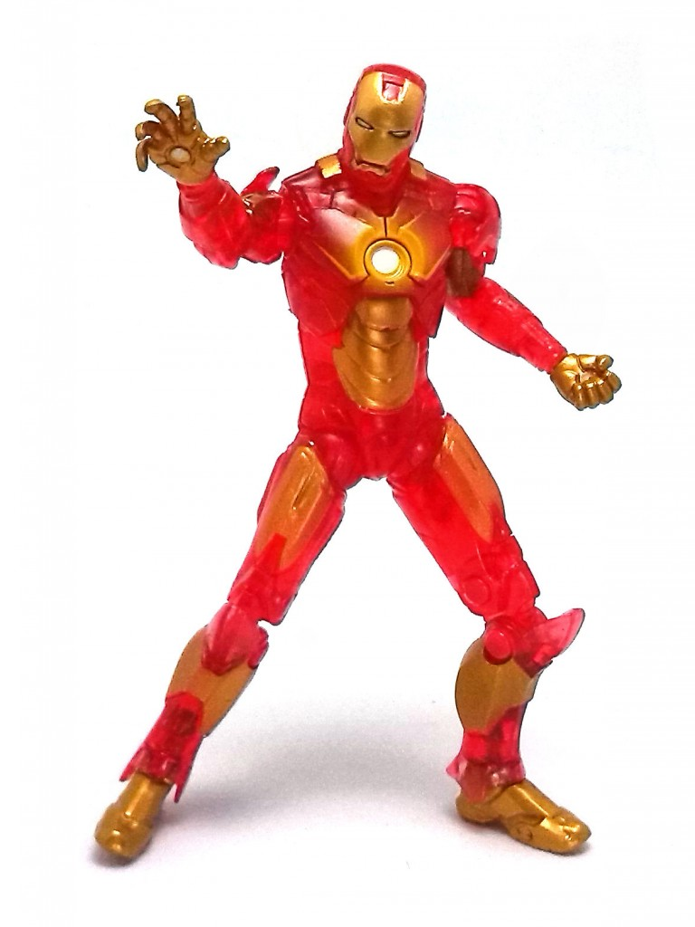 Inferno Armor Iron Man