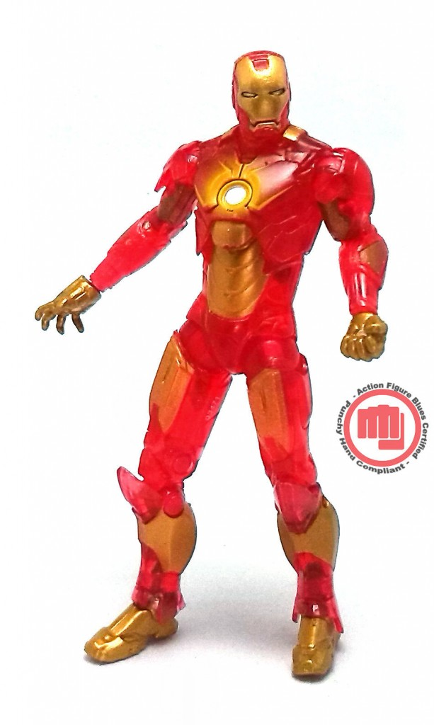 Inferno Armor Iron Man PHC