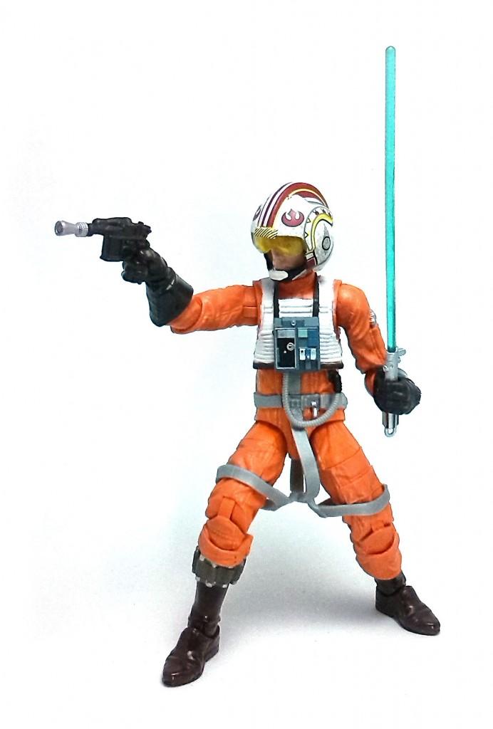 X-Wing Luke SWBS