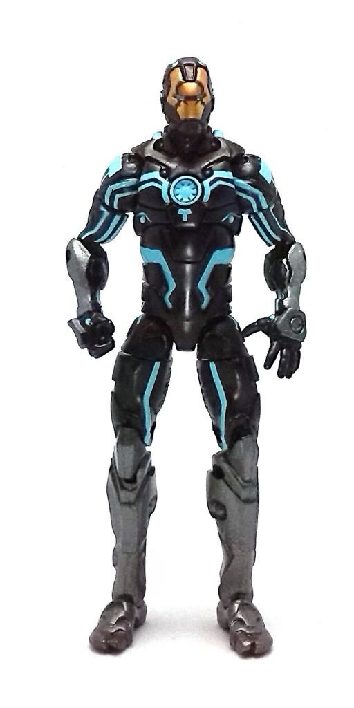 Zero G Armor Iron Man (3)