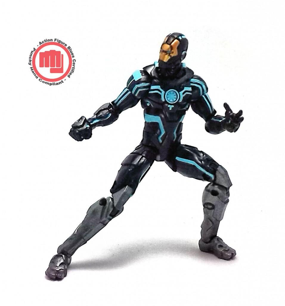 Zero G Armor Iron Man PHC